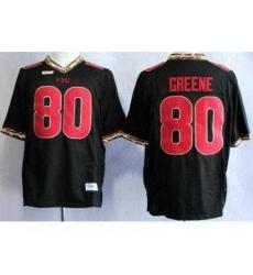 Florida State Seminoles FSU 80 Rashad Greene Black NCAA Jerseys