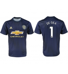 2018-2019 Manchester united away aaa version 1 Club Soccer Jersey