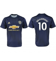 2018-2019 Manchester united away aaa version 10 Club Soccer Jersey