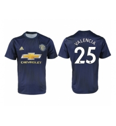 2018-2019 Manchester united away aaa version 25 Club Soccer Jersey