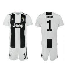 2018-2019 Juventus FC home 1 Club Soccer Jersey