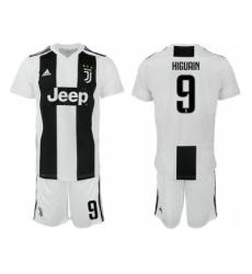 2018-2019 Juventus FC home 10 Club Soccer Jersey
