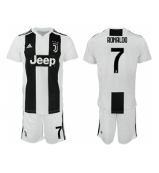 2018-2019 Juventus FC home 7 Club Soccer Jersey