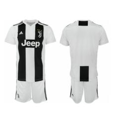 2018-2019 Juventus FC home Club Soccer Jersey