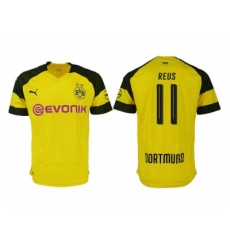2018-2019 Dortmund home aaa version 11 Club Soccer Jersey