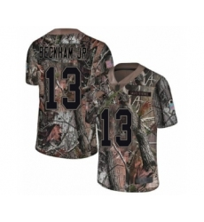 Youth Odell Beckham Jr. Limited Camo Nike Jersey NFL Cleveland Browns #13 Rush Realtree