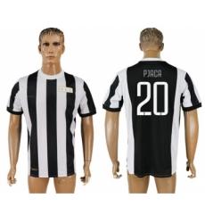 Juventus #20 Pjaca 120th Anniversary Soccer Club Jersey
