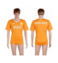 Oporto Blank Away Soccer Club Jersey