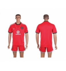 Orlando Pirates Blank Away Soccer Club Jersey