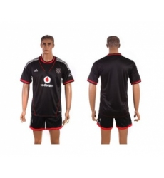 Orlando Pirates Blank Home Soccer Club Jersey
