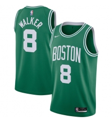 Men's Boston Celtics #8 Kemba Walker Nike Kelly Green 2020-21 Swingman Jersey
