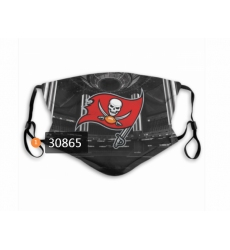 Tampa Bay Buccaneers Mask-0041