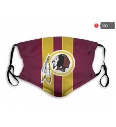Washington Redskins Mask-0012