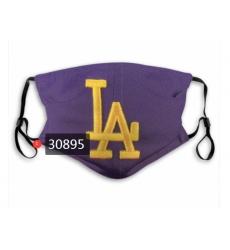 MLB Los Angeles Dodgers Mask-0023