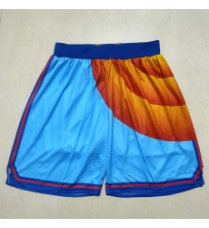 Men's Slam Dunk Blue Shorts