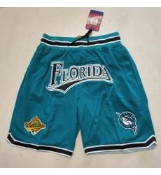 Men's Miami Dolphins Green Pocket Shorts