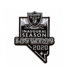 2020 Inaugural Season Patch