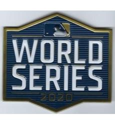 2020 World Series Patch