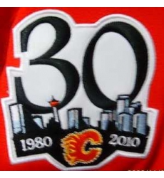 Calgary Flames 30TH patch