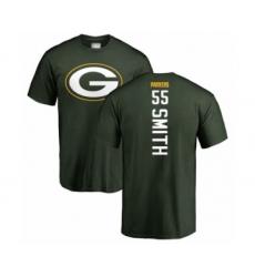 Football Green Bay Packers #55 Za'Darius Smith Green Backer T-Shirt