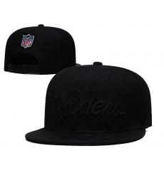 NFL Oakland Raiders Hats-017