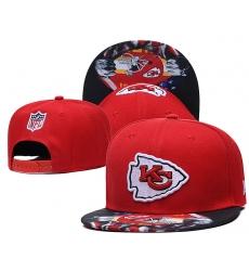 NFL Kansas City Chiefs Hats-012
