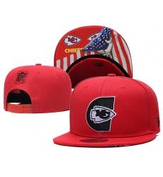 NFL Kansas City Chiefs Hats-017