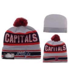 NHL Washington Capitals Stitched Knit Beanies 009