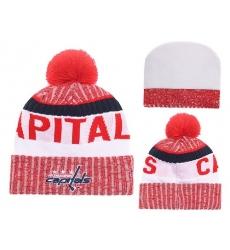 NHL Washington Capitals Stitched Knit Beanies 011
