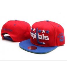NHL Washington Capitals Stitched Snapback Hats 001