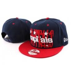 NHL Washington Capitals Stitched Snapback Hats 002