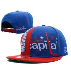 NHL Washington Capitals Stitched Snapback Hats 003
