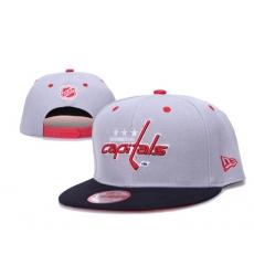 NHL Washington Capitals Stitched Snapback Hats 004