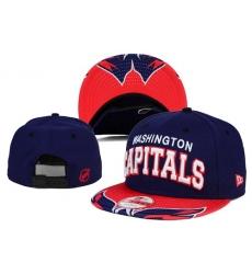 NHL Washington Capitals Stitched Snapback Hats 005