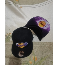 NBA Los Angeles Lakers Hats-013