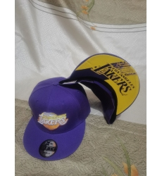 NBA Los Angeles Lakers Hats-015