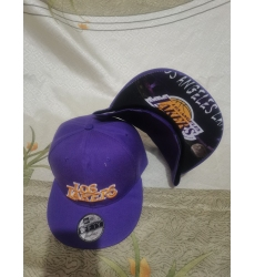 NBA Los Angeles Lakers Hats-017