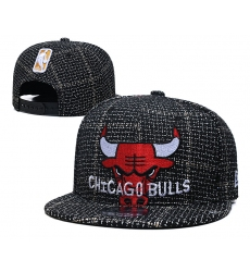 NBA Chicago Bulls Hats 013