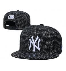 MLB New York Yankees Hats 012