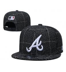 MLB Atlanta Braves Hats 007