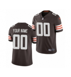 Cleveland Browns Brown 2020 Vapor Limited Jersey
