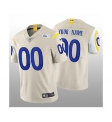 Los Angeles Rams Custom White Jersey 2020 Vapor Limited jersey