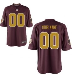 Nike Men's Washington Redskins Customized Throwback Game Jersey
