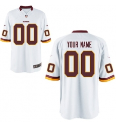 Nike Washington Redskins Custom Youth Game Jersey