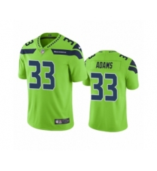 Youth Color Rush Limited Seattle Seahawks #33 Jamal Adams Green Jersey