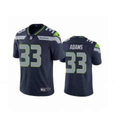Youth Jamal Adams #33 Seattle Seahawks Navy Vapor Limited Jersey