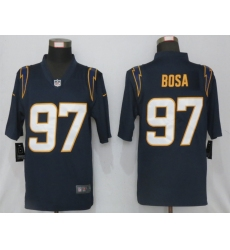 Nike NFL Los Angeles Chargers #97 Joey Bosa Navy Blue 2020 Alternate Vapor Limited Jersey
