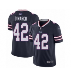 Women's Buffalo Bills #42 Patrick DiMarco Limited Navy Blue Inverted Legend Football Jersey